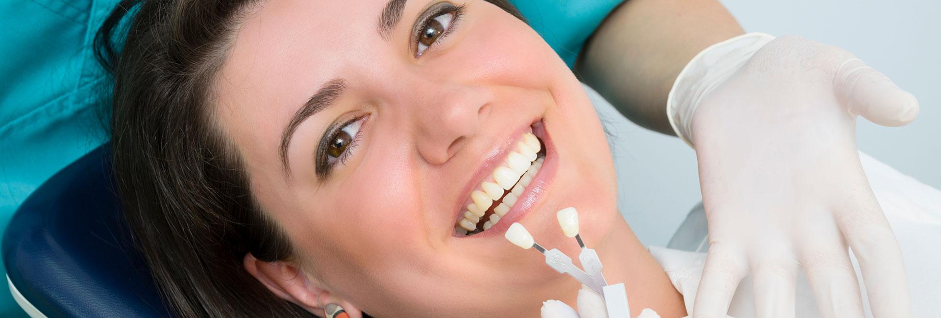 Porcelain Teeth